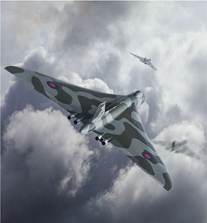 Avro Vulcan To The Sky