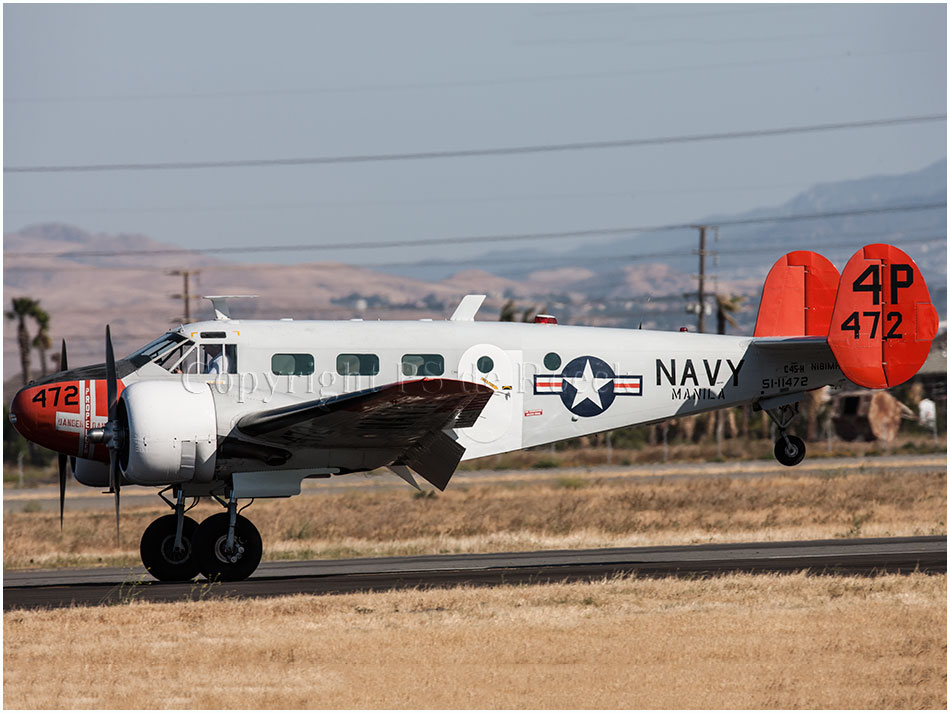 Beech C45H Expeditor