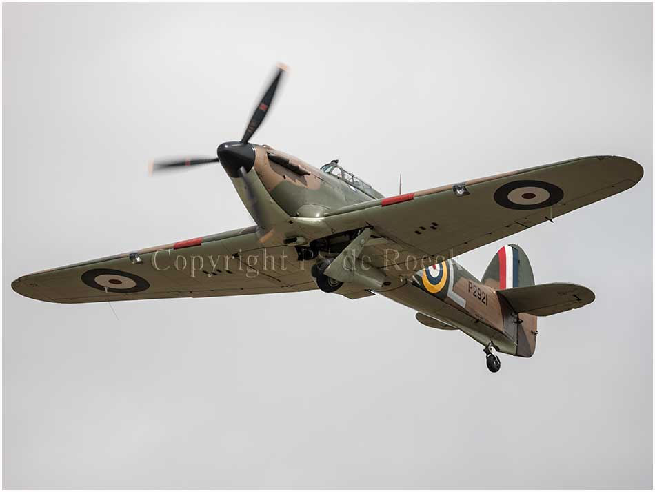 Hawker Hurricane GZ-L
