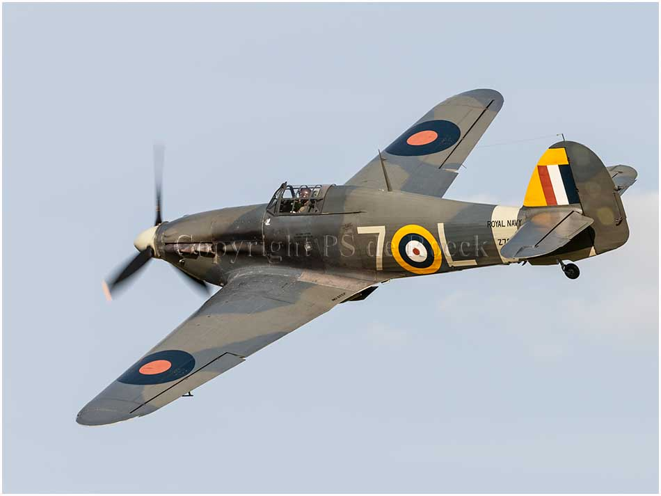 Shuttleworth Trust Sea Hurricane