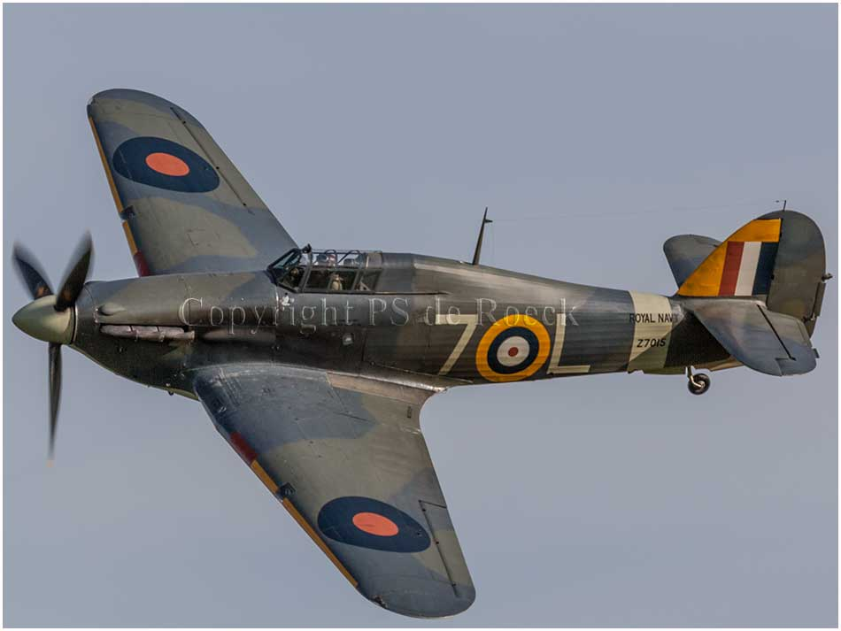 Hawker Sea Hurricane Shuttleworth