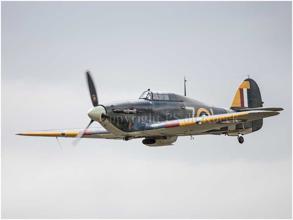 Hawker Sea Hurricane 7-C