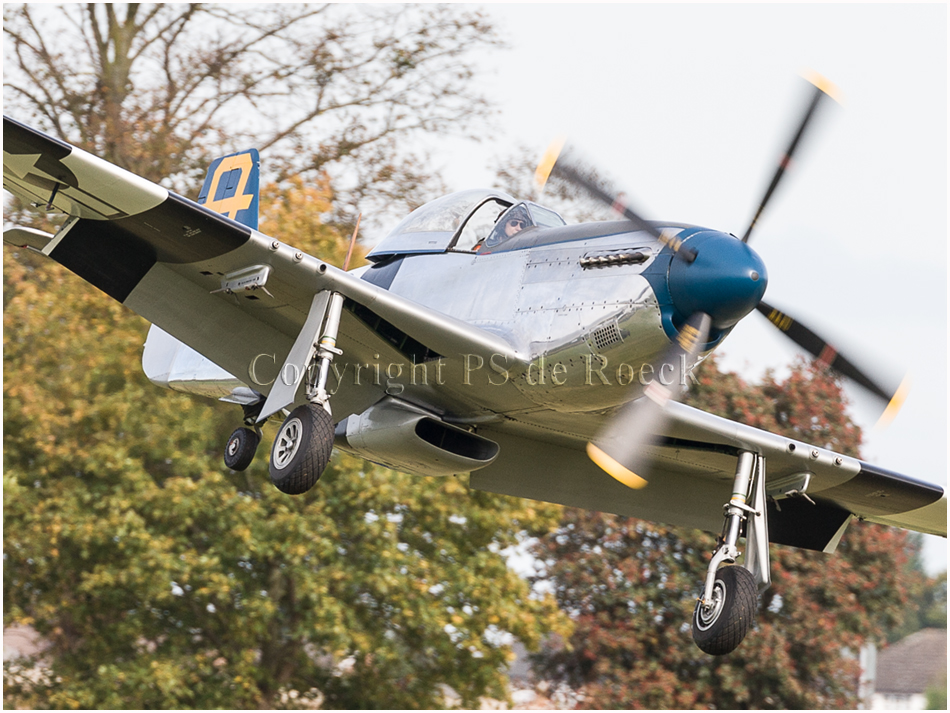 North American P51D Mustang Jumpin Jacques