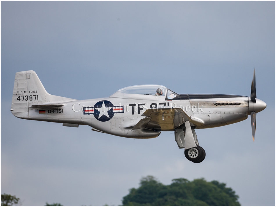 North American P51D TF-871 D-FTSI