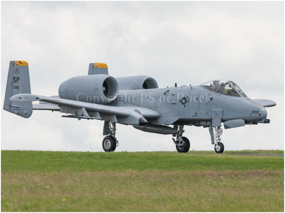 Republic A10 Thunderbolt II